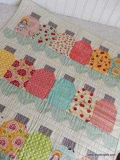 A Quilting Life - a quilt blog: Favorites