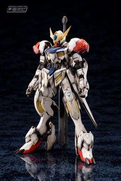 www.pointnet.com.hk - 電擊Hobby 模型例作 HG 1/144 Gundam Barbatos Lupus