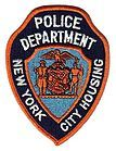 new york housing police photos | New York City Housing Authority Police Department - Wikipedia, the ...