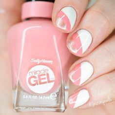 105 splendid french manicure designs classic nail art jazzed up -page 5 > Homemytri. Colorful Nail Designs, Simple Nail Designs, Diy Nails, Cute Nails, Nail Nail, Bridal Nail Art, Vernis Semi Permanent, Nagellack Trends, Nail Design Video
