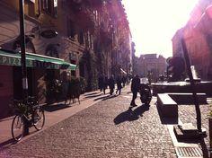 Milano. January 2013. Corso Como. Spring is in the air.