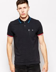 Ben Sherman Polo Shirt with Multi Tip