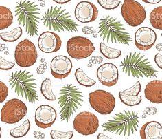 """Képtalálat a következőre: """"coconut pattern"""""""