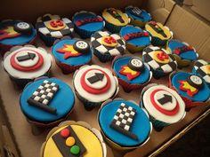Cupcakes - Hot Wheels