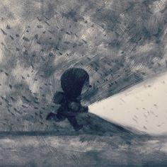 Bilderesultat for benji davies sketches Children's Book Illustration, Watercolor Illustration, Digital Illustration, Watercolor Ideas, Sketch Painting, Pretty Pictures, Painting Inspiration, Illustrations Posters, Book Art