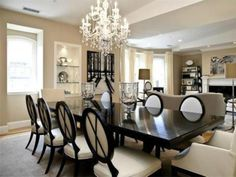 40+ Beautiful Modern Dining Room Ideas - Hative | Home Decorating ...