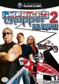American Chopper 2 Full Throttle - Gamecube - Video Games