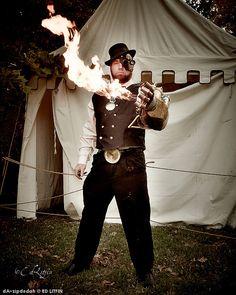 The Mad Clockwork Professor AHFF 2012 by ~zipdodah on deviantART Steampunk Armor, Steampunk Dress, Steampunk Costume, Steampunk Clothing, Steampunk Fashion, Diesel Punk, Cyberpunk, Steampunk Characters, Night Circus