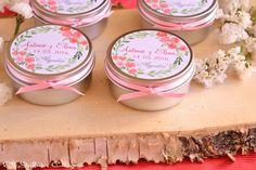 Detalles para bodas, velas naturales vegetales; hechas a mano. Consultas y encargos: eljaboncasero@gmail.com