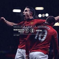 Manchester United vs arsenal November 10, 2013