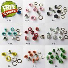 XL 4.5mm colorful blank holder eyelets