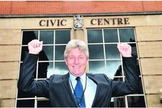 ''QUITE A JOURNEY':  Tony Plimbley is retiring from Stoke-on-Trent City Council. Picture: Mark Scott http://www.thisisstaffordshire.co.uk/Tony-brick-past-26-years/story-16619035-detail/story.html#