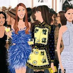 Los mejores ilustradores de moda españoles