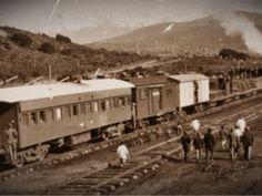 Llega el ferrocarril