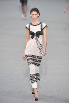 Chanel Fashion show detail & more