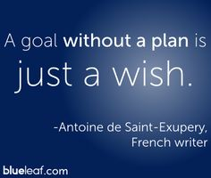 A goal without a plan is just a wish - Antoine de saint #Brylaw #brylawaccounting #brylawaccountingfirm #financialplanning