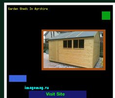 garden sheds in ayrshire 074103 the best image search
