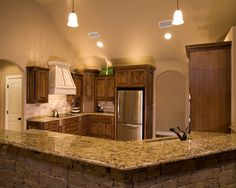 Traditional Kitchen Knotty Alder Design, Pictures, Remodel, Decor and Ideas - page 27