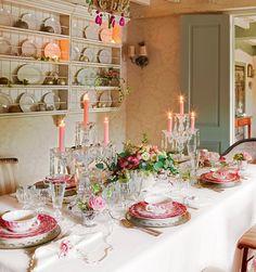 Mesas listas para celebrar · ElMueble.com · Navidad