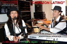 #Concert duo #CorazonLatino 2016