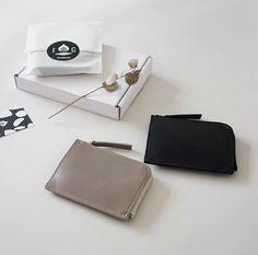 Corner Wallet from FIGGYGOODS