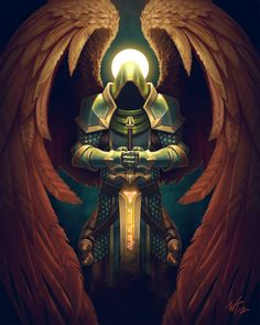 Messenger of Destruction by ~Wes-Talbott on deviantART