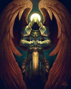 Messenger of Destruction by ~Wes-Talbott on deviantART