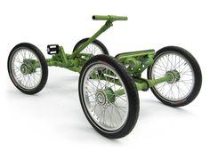 Creative Toy Design, build a bike Product Design