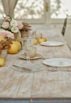 aan tafel :: #libelle :: valdirose: Ottobre