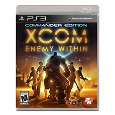 XCOM Enemy Within Commander Edition Playstation 3 #playstation3 #videogames