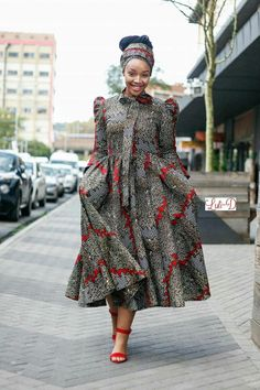 Check out this Gorgeous africa fashion African Fashion Designers, African Inspired Fashion, African Print Fashion, Africa Fashion, African Print Dresses, African Fashion Dresses, African Dress, Fashion Outfits, African Attire