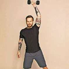 You'll be dripping in sweat after doing Bob Harper's circuit workout — Fitness Celebrate Hanukkah with these heart-healthy oils — HuffPost Healthy Healthy Exercise, Get Healthy, Eating Healthy, Healthy Food, Healthy Living, Healthy Weight Loss, Weight Loss Tips, Fitness Tips, Health Fitness