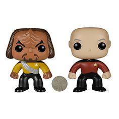 Star Trek TNG Vinyl Pop Figures