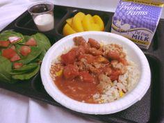 Turkey Chili Fiesta Rice made with Chili Seasoning Mix (V417) and Fiesta Rice Seasoning Mix (S152).