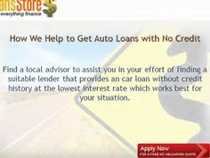Used Car Loans  Save Time With Fast Online Auto Loan Application