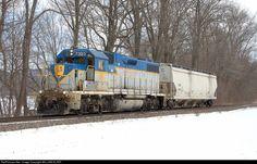 RailPictures.Net Photo: D&H 7303 Delaware & Hudson EMD GP38-2 at Riverside, Pennsylvania by WILLIAM KLAPP