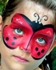 cómo hacer un maquillaje de mariquita (catarina) | Todo Halloween