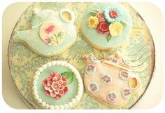 zalita : tea party cookies