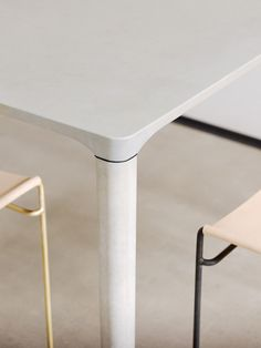 Concrete Table by Nina Mair | Prototypes