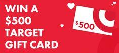 $500 Target Gift Card