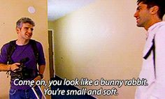 "When Nev called Max a bunny rabbit. | The 15 Gayest Nev And Max Moments On ""Catfish"""