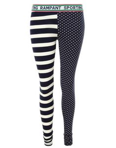 Rampant Sporting Womens Printed Leggings #joules #christmas #wishlist
