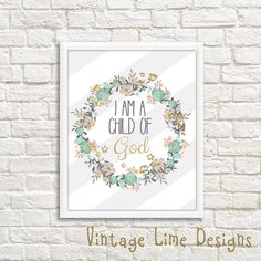 ••• Welcome to Vintage Lime Designs ••• ALL PRINTABLE WALL ART ARE BUY 3, GET 1 FREE! Do NOT purchase your 4th item, in your notes to seller
