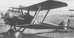 A D.H.5 of the batch of 200 fighters of this type built in 1917 by the Darracq Motor Engineering Co.