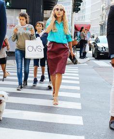 Vogue Italia's Franca Sozzani