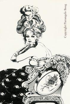 The Art of Pierangelo Boog