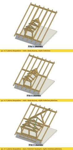Lukarna dwuspadowa – konstrukcje ciesielskie   Dekarz i Cieśla - serwis dla wykonawców dachów