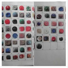 80 confirmed colt buttons from Vintage Button Circle with Debbie Stribling on FACEBOOK. #buttonlovers