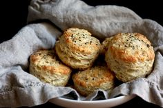 Cacio e Pepe Biscuits recipe on Food52