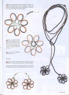 How kind to share SO many patterns/tutorials!  Thank you..  Pendentif - Shlomit Shalev - Picasa Web Albums
